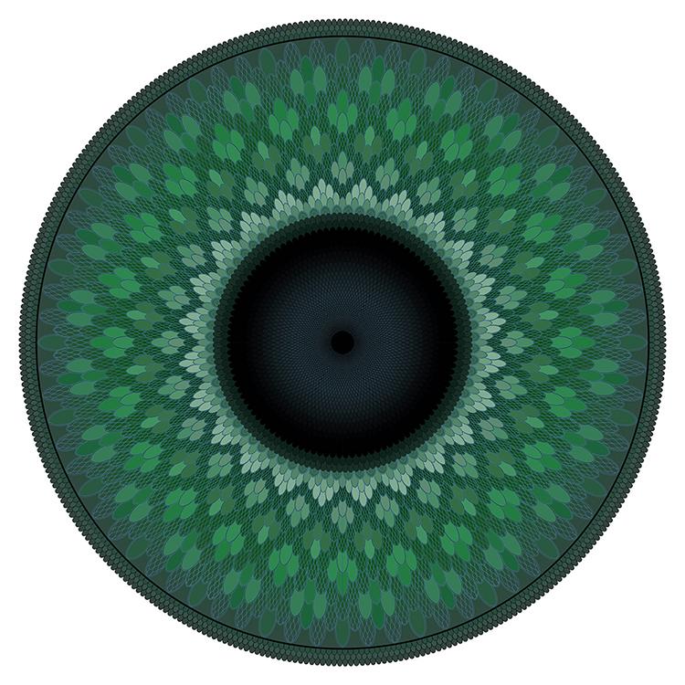 green Iris res