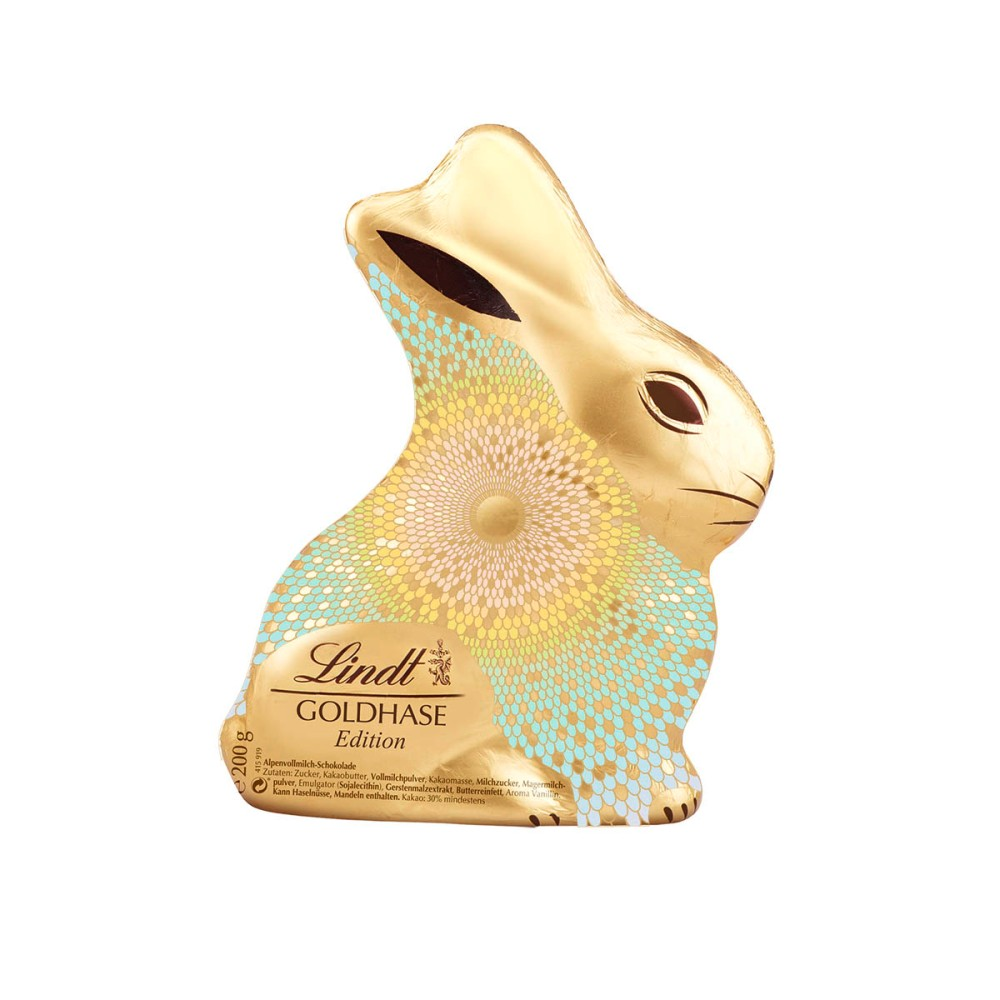 lindt bunny blame it on art 2