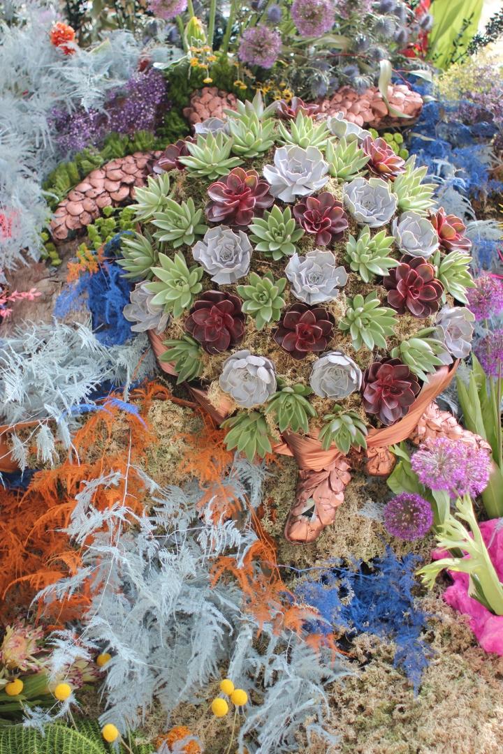 Chelsea in bloom, blame it on art (1)