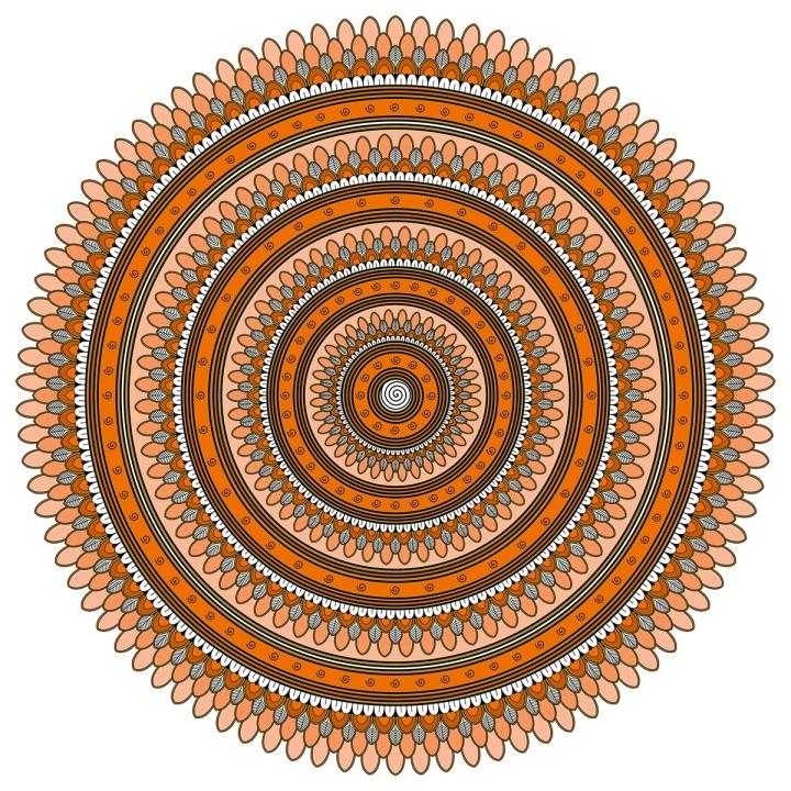 orange Auburn melody