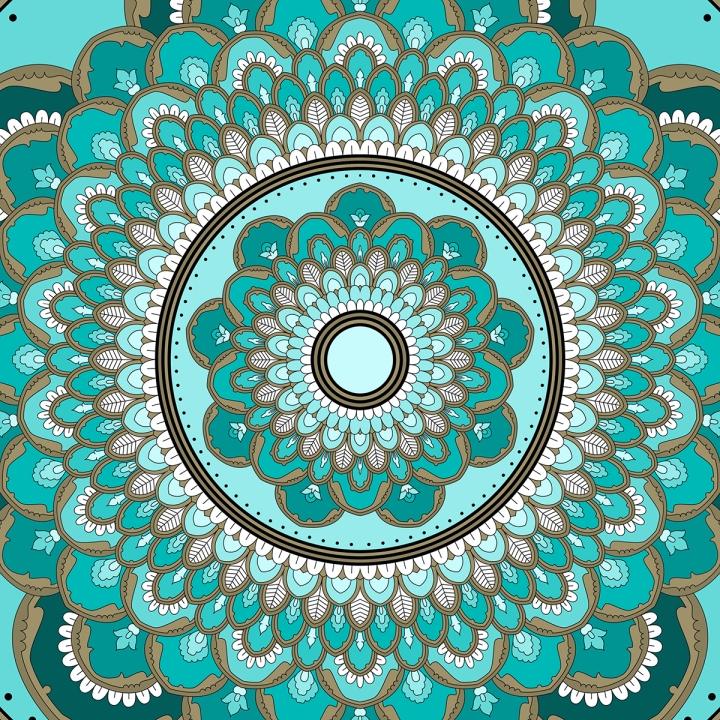 Mandala Monday, blameitonart (2)