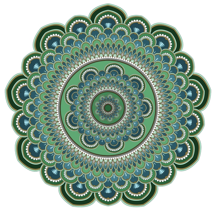 Mandala Tuesday