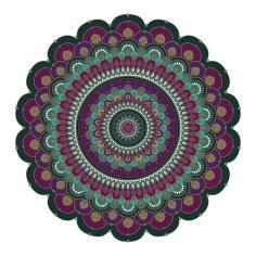 Mandala Friday, blame it on art