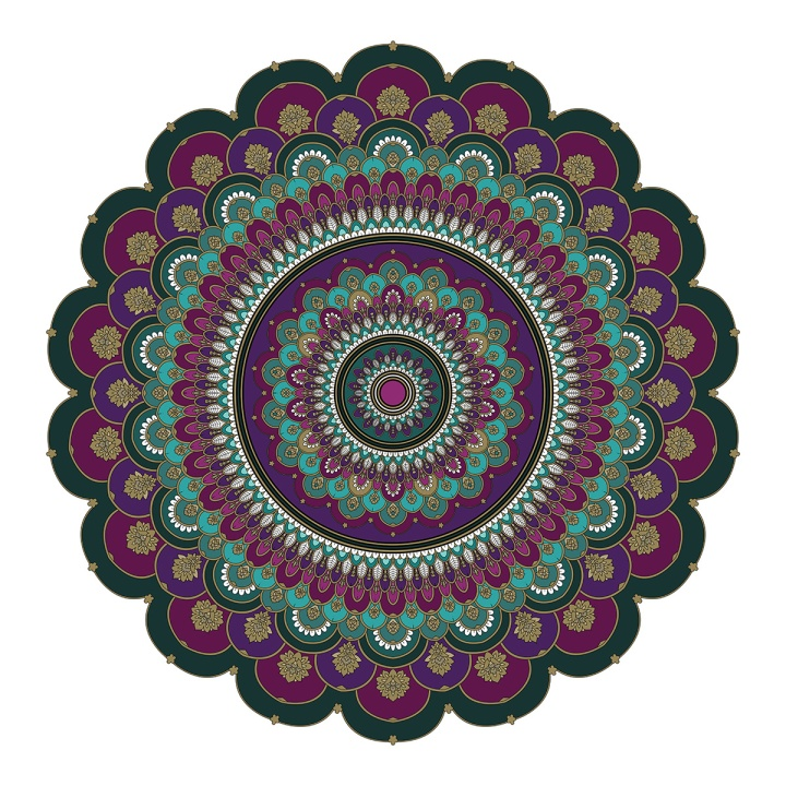 Mandala Friday