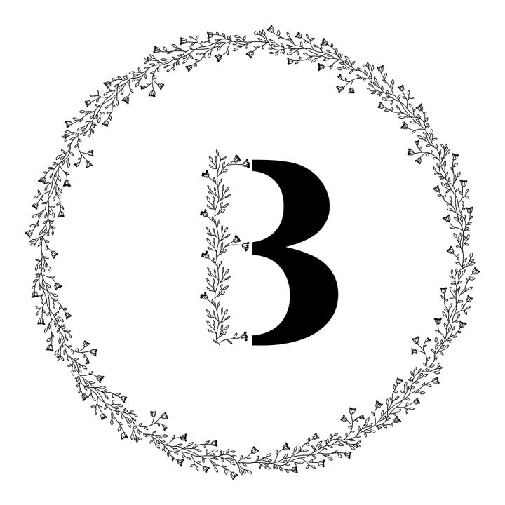 Alphabet art, blameitonart (3)