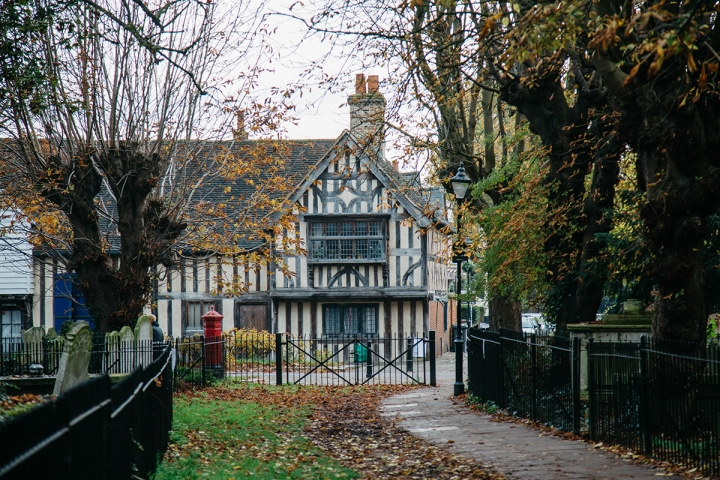 Day 25 Lockdown 2.0: Staying local with a stroll through WalthamstowVillage